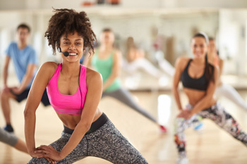 Activités gymniques d'entretien et d'expression